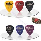 Lot Electric Guitar Acoustic Electric Guitar Pick Plectrum Assorted 6 Thickness
