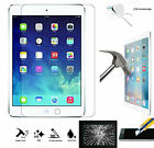 9h Hd 100% Genuine Tempered Glass Screen Protector For Apple Ipad Pro,air,mini