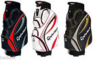 TaylorMade Golf 2016 Monaco Cart Trolley Bag - 14 Way Divider