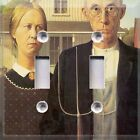 Historical Art~American Gothic~Light Switch Cover ~Choose Your Plate~
