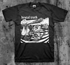 BRUTAL TRUTH 'Pigs' T Shirt Napalm Nasum Phobia Grind