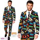 OPPOSUIT Badaboom Mens Adult Opposuits Party Prom Stag Comic Con Cosplay Outfit