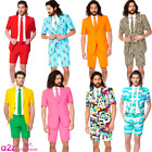 OPPOSUIT Mens Adult Opposuits Summer Style Shorts + Jacket Party Prom Stag Suit