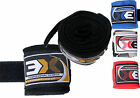 3X Sports Bandages Boxe Gants Hand Wraps Kick Boxing MMA Cotton Poignet Inner 4m