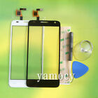 Touch Screen Digitizer Front Glass Part For Alcatel Idol 2 Mini S OT-6036A/X/Y