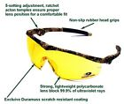 CREWS Mossy Oak Sun Safety Glasses (Camo Frame) FAST SHIPPING!