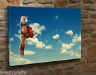 Large Canvas Wall Art Picture Print Cartoon Sexy Super Girl  Supergirl JY37