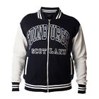 Heritage Of Scotland Men's Edinburgh Baseball Zip Top Jacket