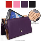 Simple Protective Wallet Case Clutch Cover for Smart-Phones ESXLWL-1