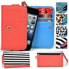 Safari Pattern Protective Wallet Case Clutch Cover for Smart-Phones SFESAMMT-7