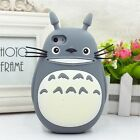 3D Cute Cartoon Animal Soft Silicon Case Cover Back Skin Shell For Various Phone