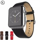 HOCO  Real  leather Strap Watch Band Adapter For Apple Watch iWatch Sport 38/42
