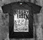 MISERY INDEX 'You Loose'  T Shirt (Dying Fetus Napalm Pig Destroyer Grindcore)