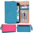Protective Wrist-Let Case Clutch Cover & Organizer for Smart-Phones KroO XLMT7