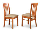 Set of 2 Hartland Kitchen dining Chair with Light Cherry Finish
