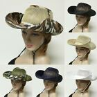 New Bucket Camouflage MilitaryCamo Outdoor Fishing Hunting Safari Hat Cap Desert