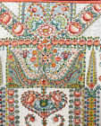 SEDGWICK FLORAL APRICOT ALEXANDER HENRY QUILT SEWING FABRIC *** Free Oz Post ***