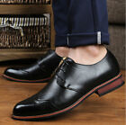 Hot!! oxford 3 colors Shoes men's business genuine flat leather