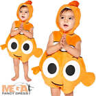 Finding Nemo Fish 3-24 Months Toddler Fancy Dress Disney Animal Infant Costume