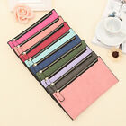 Fashion Lady Women Clutch Purse PU Leather Wallet Card Holder Handbag Bags FM