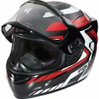 POLARIS Red Gloss AF-2.0 FULL FACE Snowmobile Helmet 2864173_