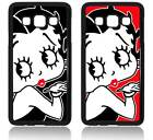 BETTY BOOP SAMSUNG GALAXY A3 A5 A7 A8 A9 2016 COVER CASE £12.77 GBP