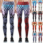 ZIPRAVS Womens YOGA Tights Pants  Workout running clothes XS~XL