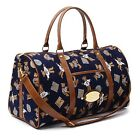 ChanChanBag Womens Ladies Luggage Bag Duffle Travel Shoulder Messenger Bag Bear