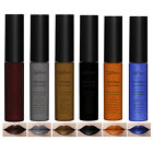 6pcs Opaque Waterproof liquid Matte lipstick lip gloss lasting Vintage Makeup