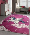 Children Kids Playroom Rug Carpet  Unicorn Horse Sweet Soft Quality NEW!!!