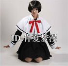 NEW Gugure! Kokkuri-san Kohina Ichimatsu Cosplay Costume Winter Uniform