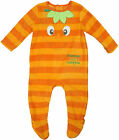 Baby Mummys Little Pumpkin Halloween Fleece Costume Romper Newborn - 18 Months