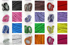 Craftsprite 1mm Nylon Elastic Cord - Choose Color - Jewelry & Crafts