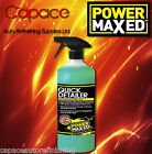 Power Maxed Car Quick Detailer 1Ltr valeting, detailing, car wash, bike wash