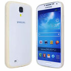 TPU Bumper With Hard Matte Clear Back Cover Phone Case For Samsung S4 S5 Note 3