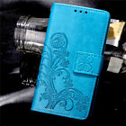 Flip Printed PU Leather Wallet Card S lot Stand Case Cover Protection Bumper SYC