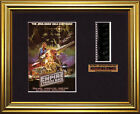 STAR WARS - The Empire Strikes Back Mark Hamill - Carrie Fisher FRAMED FILM CELL