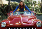 Art Print Poster David Lee Roth With His Car