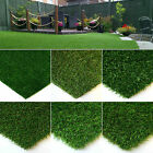 Artificial Grass Lawn Quality Astro Turf Cheap Realistic Natural Green Garden