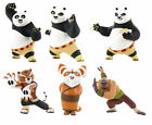 Official Bullyland Comansi Kung Fu Panda Figures Figurines Toy Cake Toppers