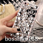 Bling Diamond Crystal Thin Clear Soft TPU Back Shell Case Cover For Lenovo