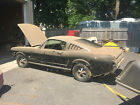 Ford: Mustang FORD MUSTANG FASTBACK 2+2 289 4 SPD RUNS BARN FIND
