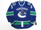 BO HORVAT VANCOUVER CANUCKS AUTHENTIC HOME REEBOK EDGE 7231 HOCKEY JERSEY