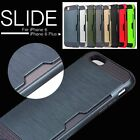 Luxury Shockproof Ultra-thin Armor Back Case Cover for Apple iPhone 6& 6S Plus