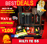 HILTI TE 54 HAMMER DRILL, L@@K, FREE TABET & EXTRAS, STRONG, GERMANY, FAST SHIP