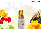 OUDH 786, Traditional Indian Attar Concentrat Perfume Oil Free of Alcohol