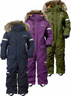 Didriksons Onawa Kids Coverall Snowsuit Waterproof Insulated All in one