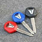 3Color Right Blade Blank Blade Motorcycle Uncut Key For Yamaha YZF-R6 New