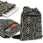 10 inch Tablet Protective Drawstring Tribal Print Backpack Case Cover BGPS7