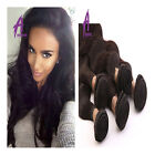 Indian Virgin Hair Human Hair Extensions Weave Weft Body Wave 4 Bundles 400g 7A